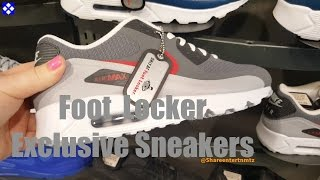 Exclusive Sneakers Collection From Foot Locker