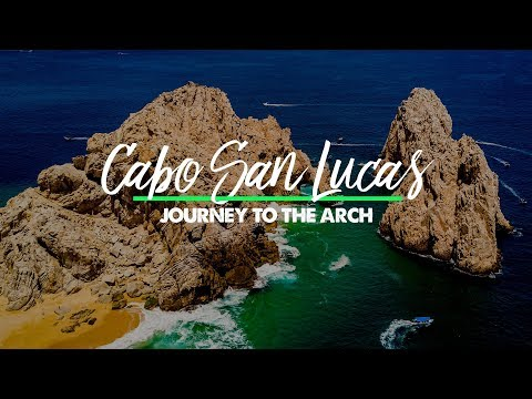 Droning Cabo San Lucas - Journey to the Arch  //  VLOG