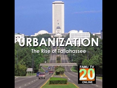 News 20 Online Special: Urbanization: The Rise of Tallahassee