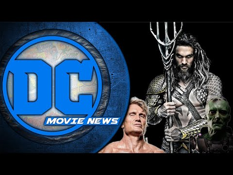 Aquaman Test Screening Reactions Are Great! - DC Movie News