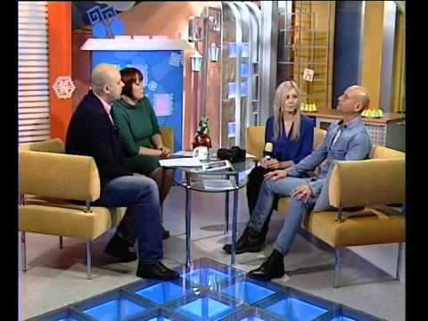 Steve Nyman photographer live interview on breakfast tv russia