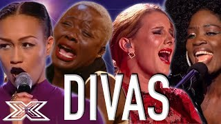 PITCH PERFECT Diva Performances! Louisa Johnson, Panda Ross ...