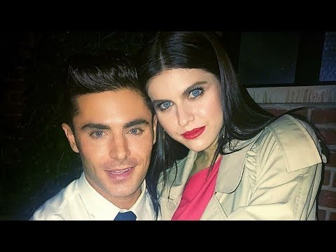 Zac Efron and Alexandra Daddario Reignite Dating Rumors After Seen Shopping Together