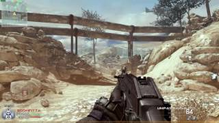 Nostalgico - Call of Duty - Modern Warfare 2 - Deathmatch multiplayer online ITA gameplay 60 FPS