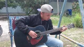Hotel California Acoustic version by Terry ,,, trial