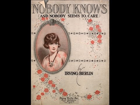 Nobody Knows (1919)