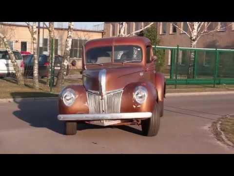 1941 Ford Pickup / V8 283cui / Car for Sale