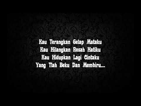 Afgan - Biru (lirik)