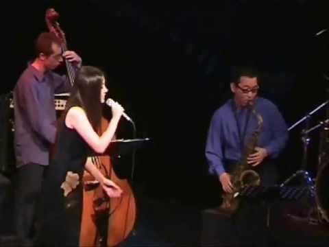 My idol - Youn Sun Nah, Korean Jazz Vocalist.