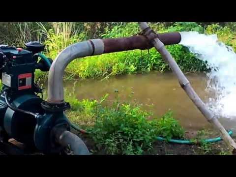8HP Field Marshall Water Pump.