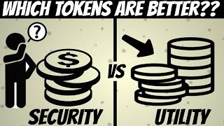 Utility Token vs Security Token   Which is better to invest ?? (2018)
