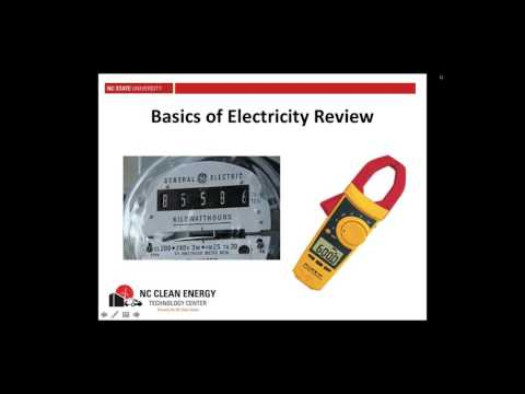 Basics of Electricity Review