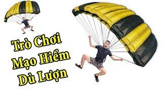 PHD | Lần Đầu Chơi Dù Lượn | First Time Playing Paragliding