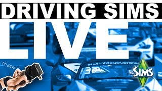 Driving Sims Live - iRacing - Euro Truck Sim 2