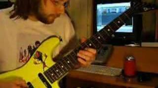 hypocrisy - adjusting the sun - rhythm guitar