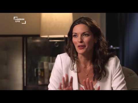 Alana De La Garza on London Live TV  Criminal Minds: Beyond Borders