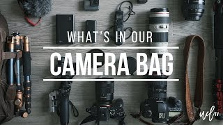 What's In Our Camera Bag