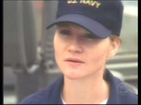 Tara Buck in Navy N.C.I.S directed by Dennis Smith