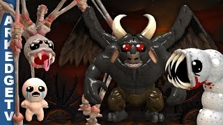 Spore - The Binding of Isaac