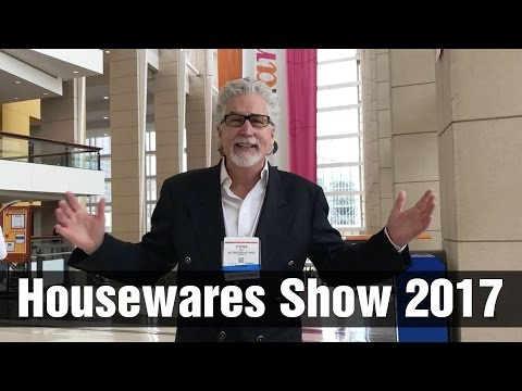 Open Innovation at the Home + Housewares Show Chicago '17