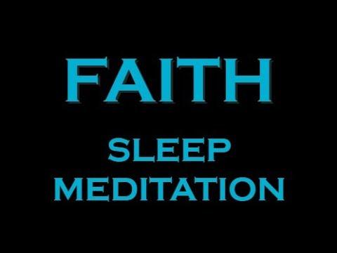 Leap of FAITH ~ Manifest Meditation for SLEEP