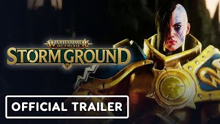 Warhammer Age of Sigmar: Storm Ground - Official Stormcast Eternals Trailer