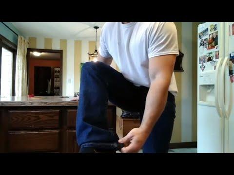 Amazon Essentials Athletic Fit Jeans Review