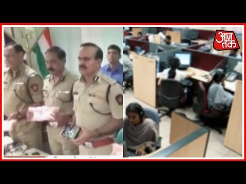 70 Call Center Employees Arrested In Thane For Scamming US Citizens