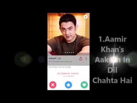Here Are 8 Kinds Of Bollywood Characters Which You Find On Tinder
