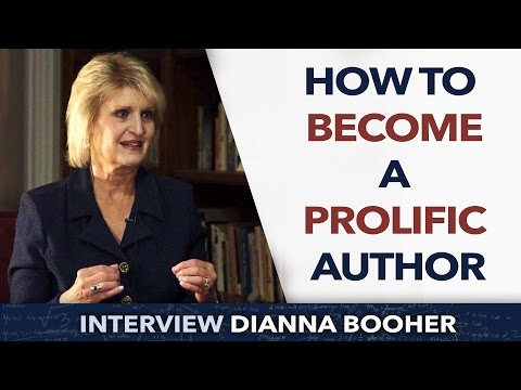 How to become a prolific author ? - Dianna Booher
