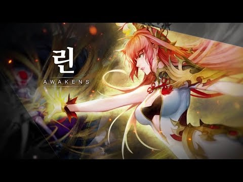 Lynn Awaken - ALL Skill animate & Costume (Seven knights)