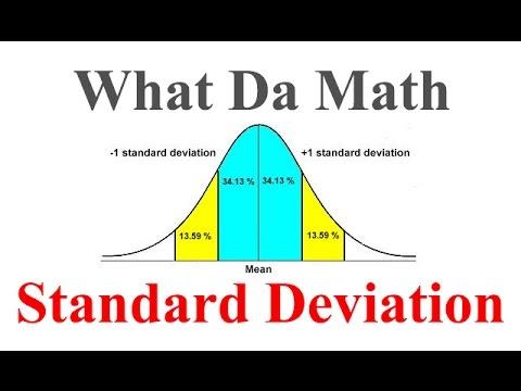 Chapter 6 - Standard Deviation - IB Math Studies (Math SL)