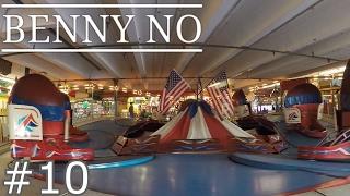 LUMPY RIDES THE WHIRL! | BENNY NO | VLOG #10