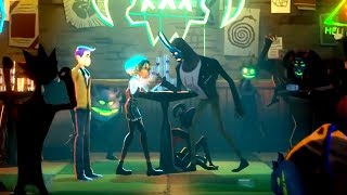 AFTERPARTY  - Official Reveal Trailer New Adventure Game 2019 (PS4, PC)
