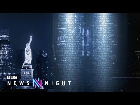 9/11: How the terror attack changed the world and counterterrorism strategies - BBC Newsnight