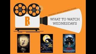 What to Watch Wednesday E5: Spooky Animated Movies
