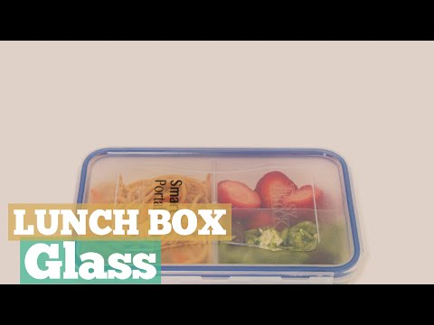 Lunch Box Glass // 12 Lunch Box Glass You've Got A See!