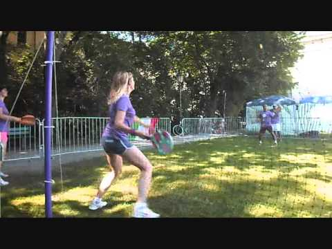 Frescobol In Germany at Munich Sports Festival