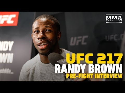 Randy Brown Believes Mickey Gall Feels Entitled: