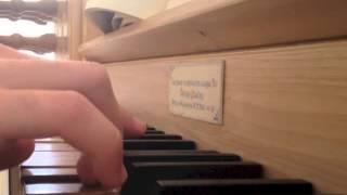 Wenn wir in hochsten Noten sein - J. S. Bach