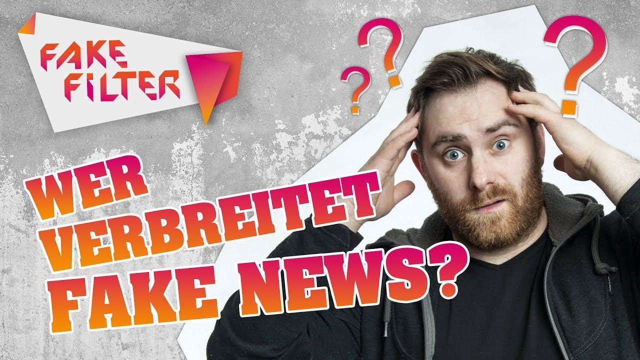 Download WER verbreitet FAKE NEWS? - FakeFilter