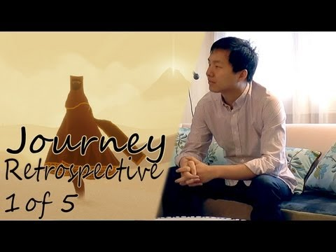 Journey PS3 Retrospective - Interview with Jenova Chen (1 of 5)