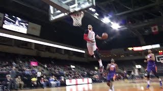 NBA G League Top 20 In-Game Dunk Contest of 2018-2019
