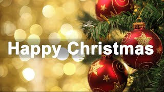 Happy Christmas Jazz Instrumental Piano Music 10 Hours