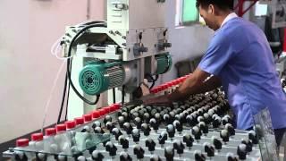 2015 Goworld Glass Manual Corner Grinding Machine