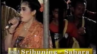 "Gambar cover Srihuning-Sahara ""Karniati-Indrawati"""