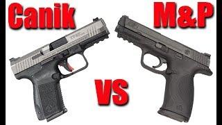 S&W M&P vs Canik: Battle of the Best Budget Guns