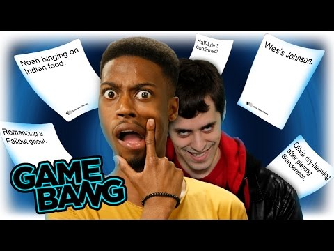 SMOSH AGAINST HUMANITY (Game Bang)