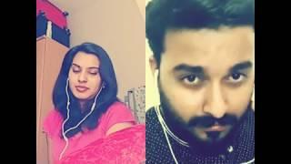 Smule # Duet with Sreehari Gopalakrishnan# Chinna Chinna Asai