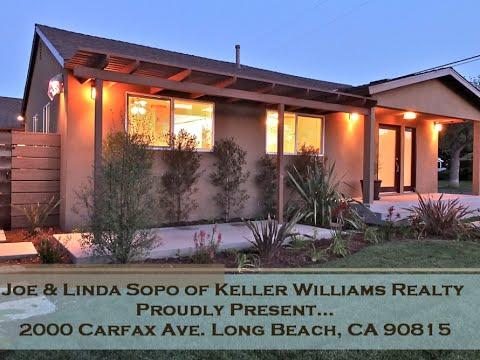 Virtual Tour: Stunning 4 Bed, 3 Bath Luxury Home In Los Altos, Long Beach,  CA.   YouTube